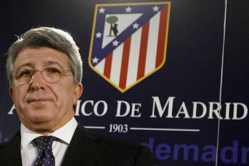 Cerezo: «James es un gran jugador y al Atlético le interesan grandes jugadores»