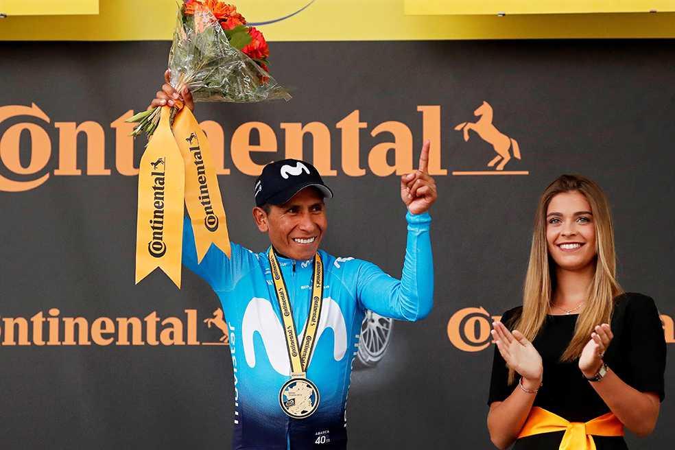 Nairo Quintana ganó la etapa 18 del Tour de Francia 2019