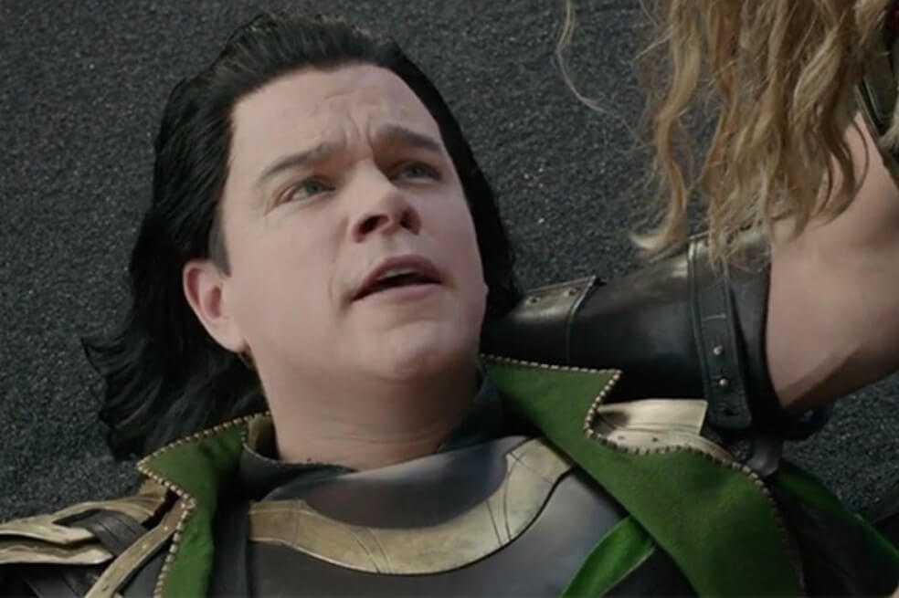 Matt Damon interpretará a Loki en «Jay y Bob el Silencioso»