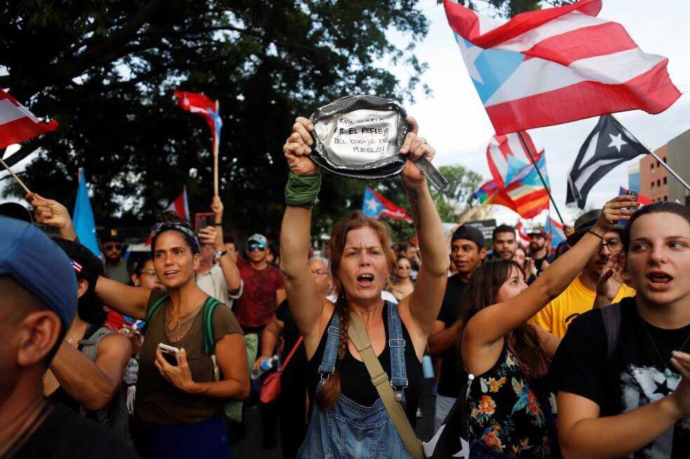 ¿Cuál es el futuro político de Puerto Rico con la salida del gobernador?