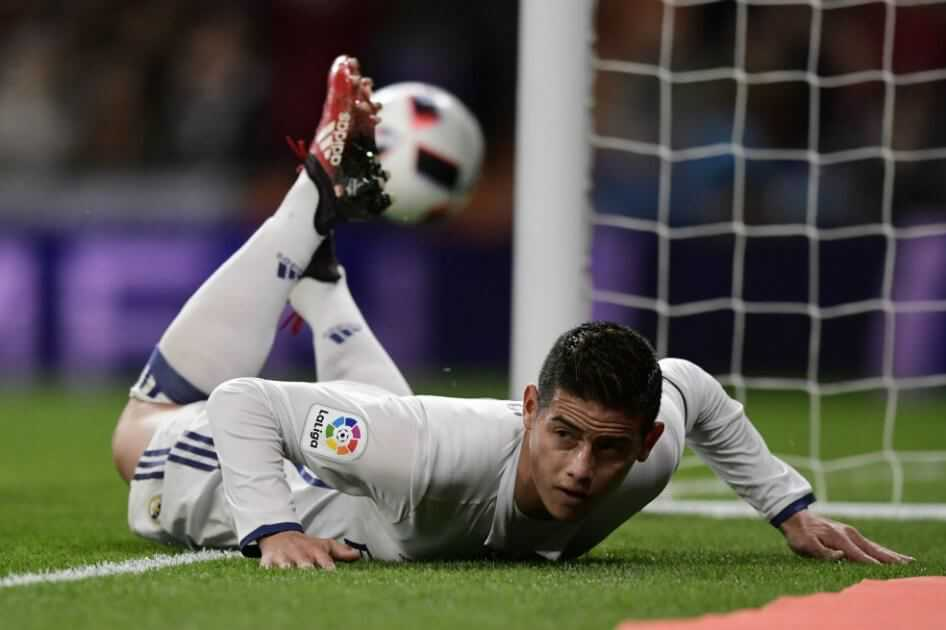 ¿De vuelta al Real Madrid? Se enredó el futuro de James Rodríguez