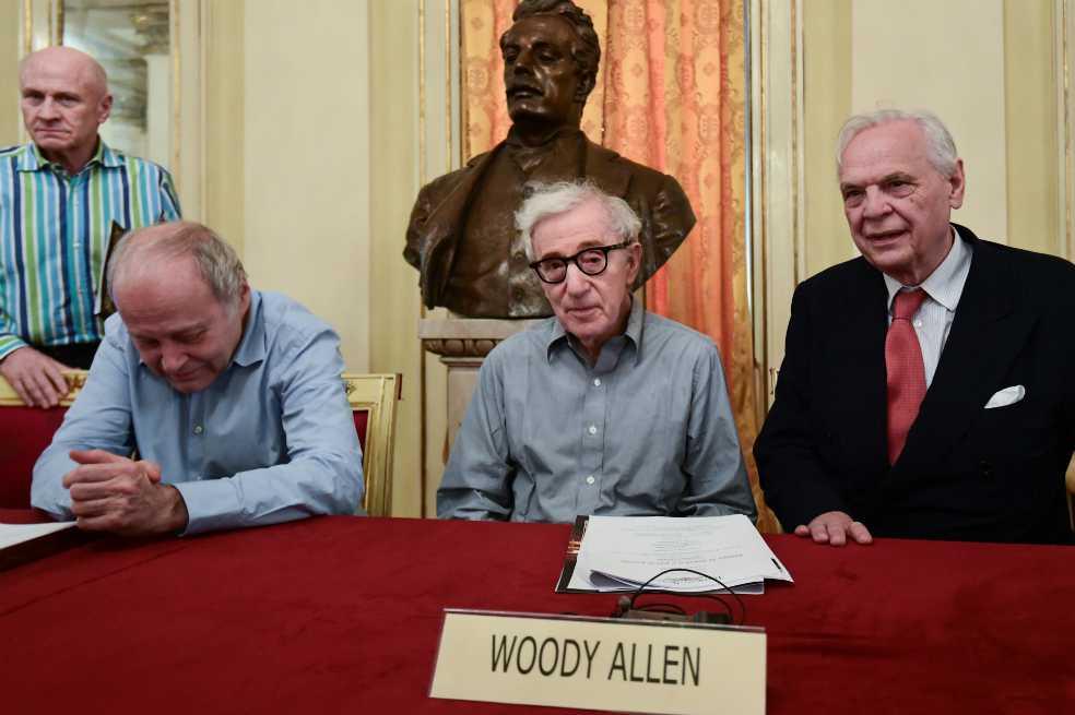 Woody Allen debuta en la Scala de Milán como director de ópera