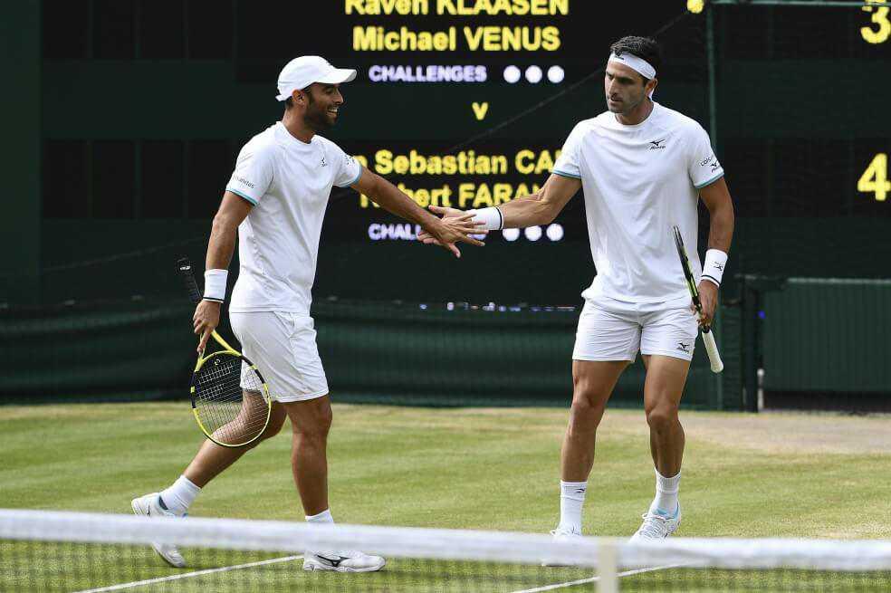 ¿Dónde y a qué hora ver la final de Cabal y Farah en Wimbledon?