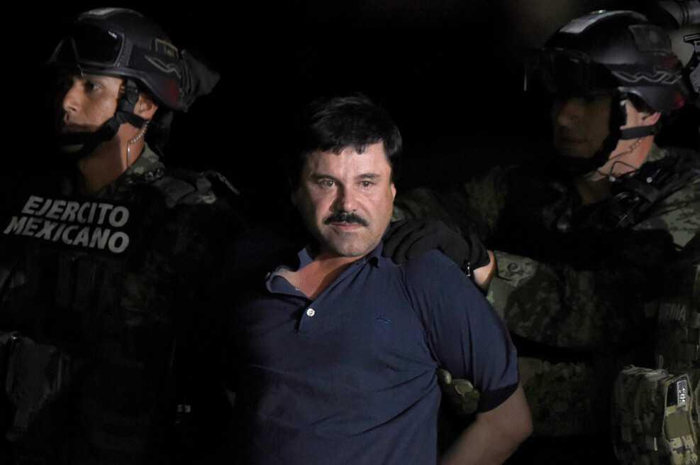 El «Chapo» Guzmán apeló su sentencia a cadena perpetua