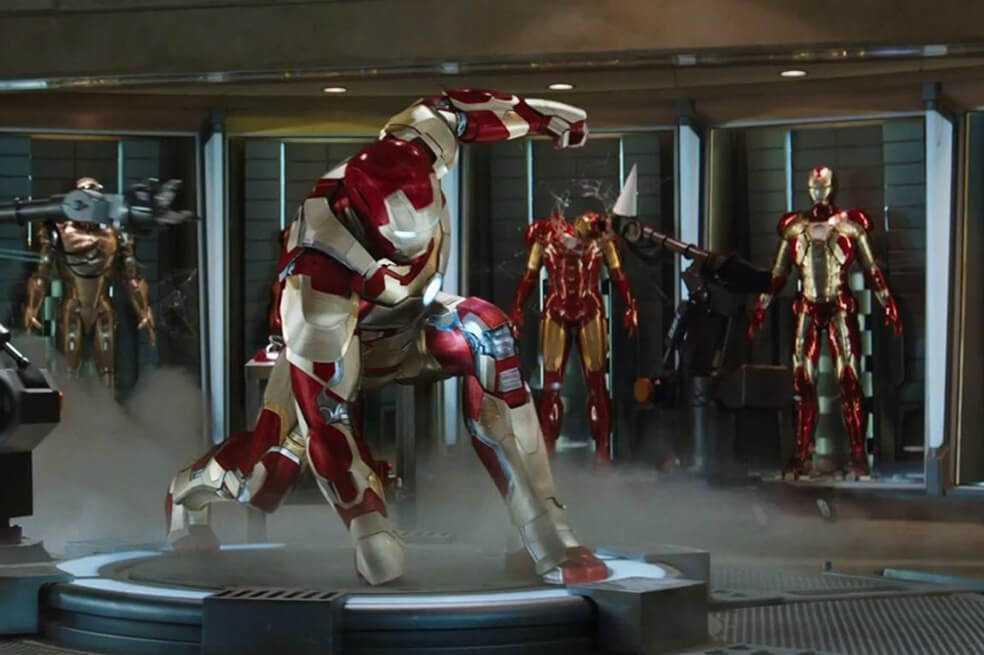 Marvel Studios ganó la demanda por supuesto plagio en un póster de «Iron Man 3»