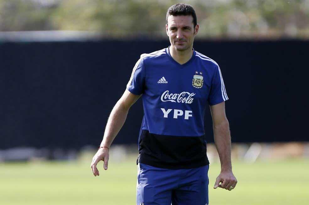 Argentina confirmó a Lionel Scaloni hasta el Mundial de Catar 2022