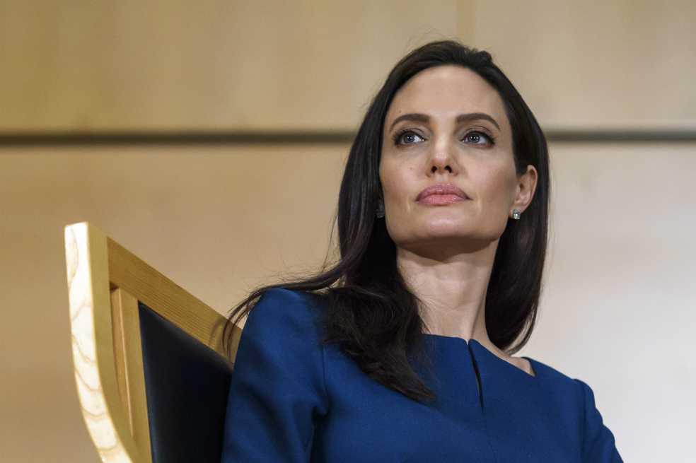 Angelina Jolie quiere que en el mundo existan más mujeres malvadas