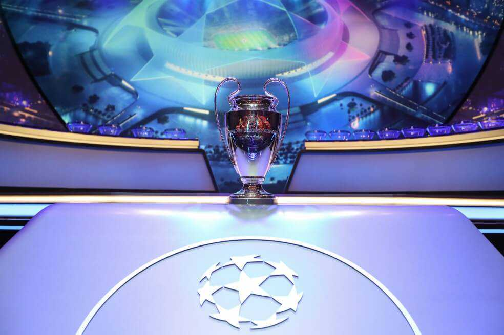 Así quedaron definidos los grupos de la Liga de Campeones