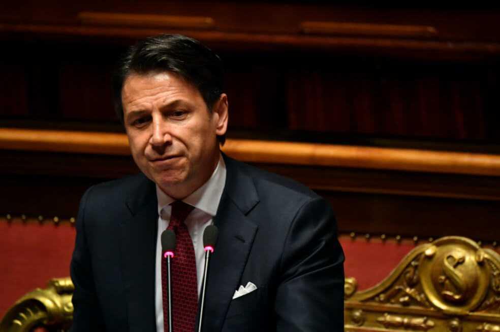 Se profundiza la crisis de gobierno en Italia tras la renuncia de Conte