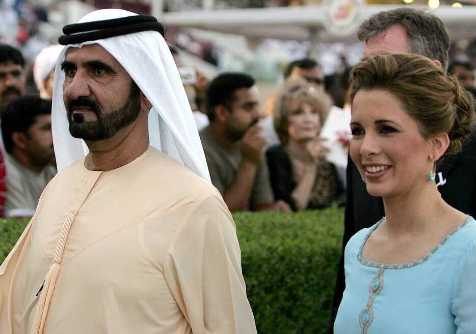 EE le explica: ¿Por qué otra princesa huye del emir de Dubái? Ya van tres