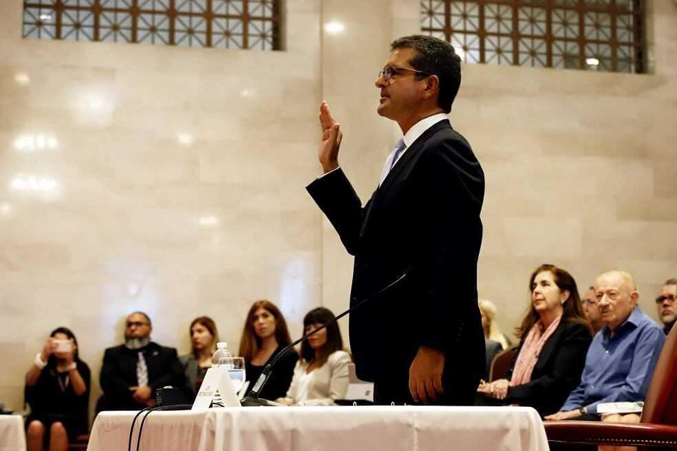Roselló designó a Pierluisi como nuevo gobernador de Puerto Rico