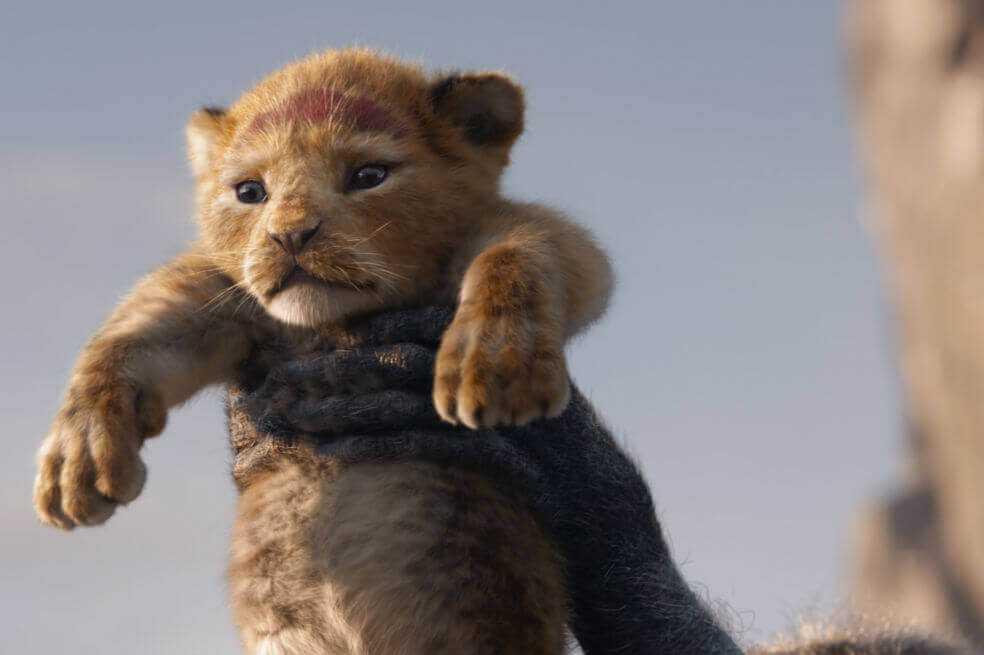 «El rey león» logra récord y se convierte en la película animada más taquillera de la historia