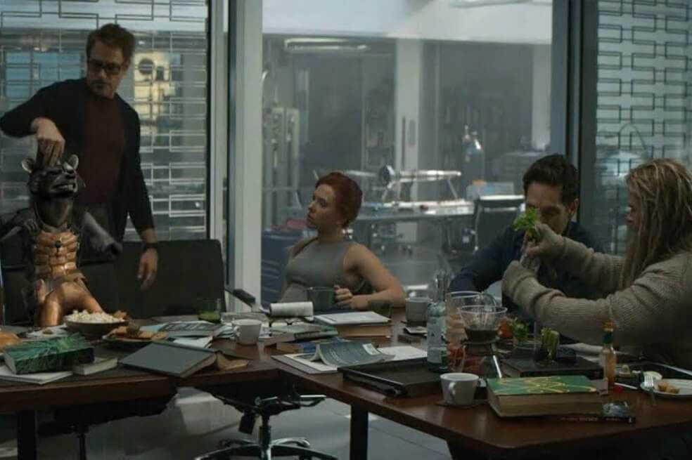 «Vengadores: Endgame»: las seis escenas eliminadas