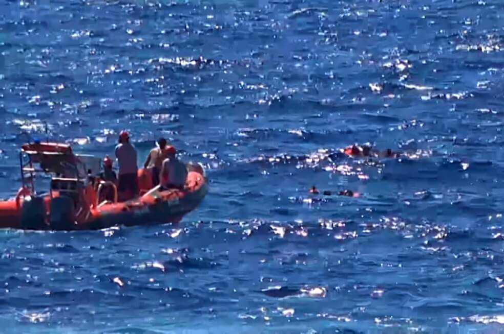 Nuevo naufragio en el Mediterráneo podría dejar decenas de muertos