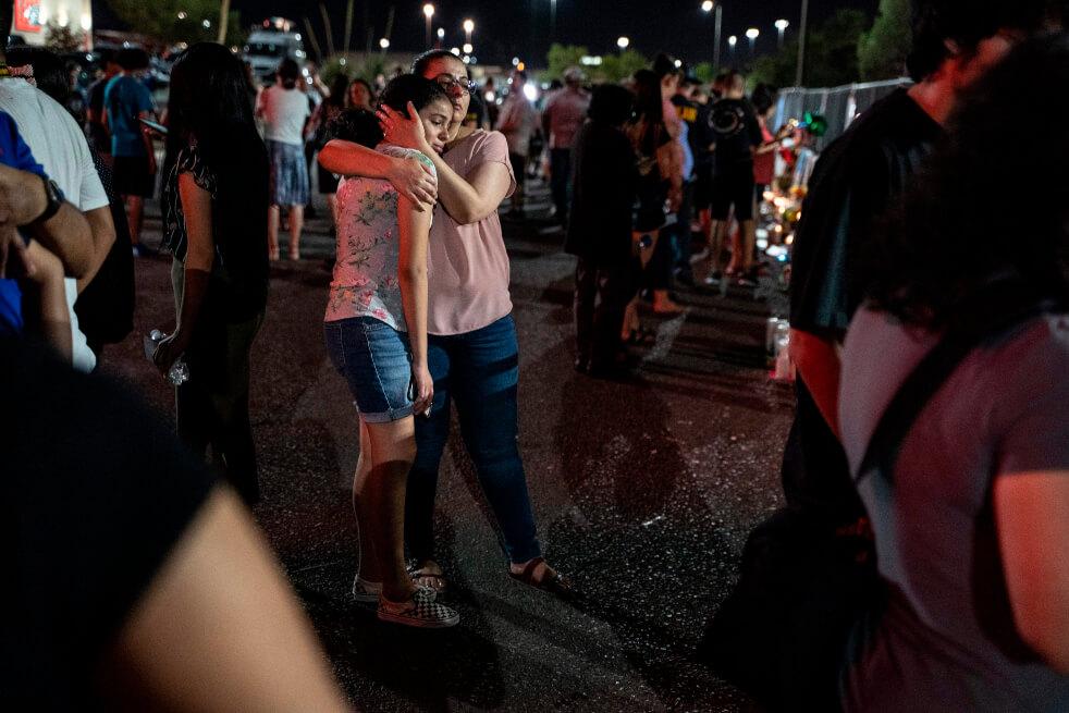 México y EE. UU. se reúnen para hablar de masacre en El Paso y crímenes de odio
