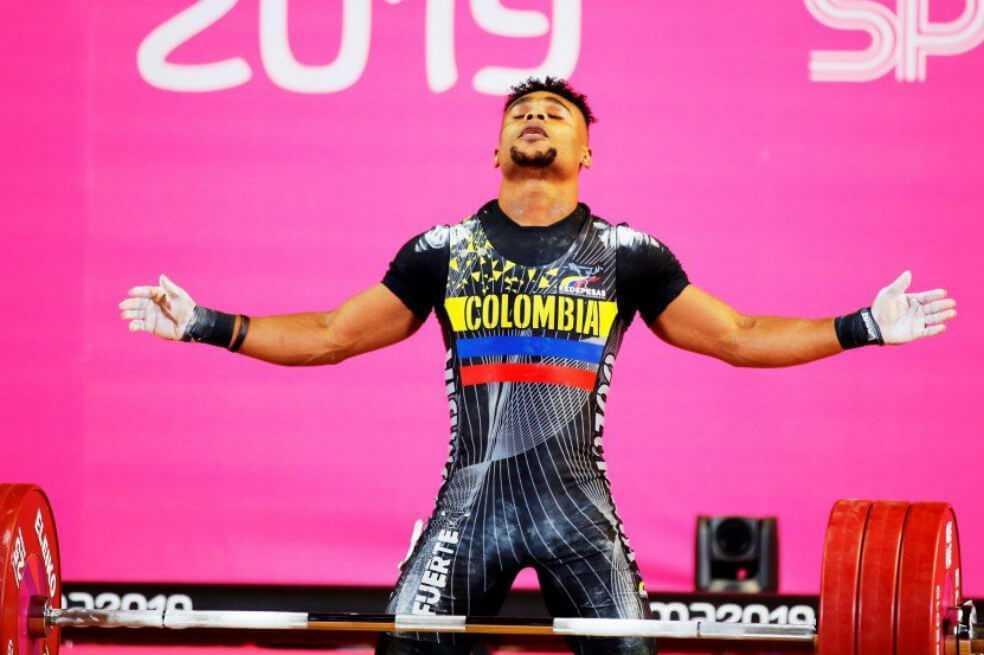 Plata y bronce para Colombia en el Mundial de pesas, en Tailandia