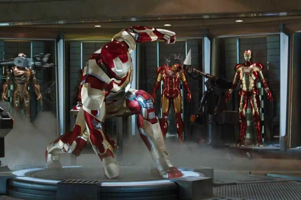 Levantan una estatua en honor a Iron Man en Italia