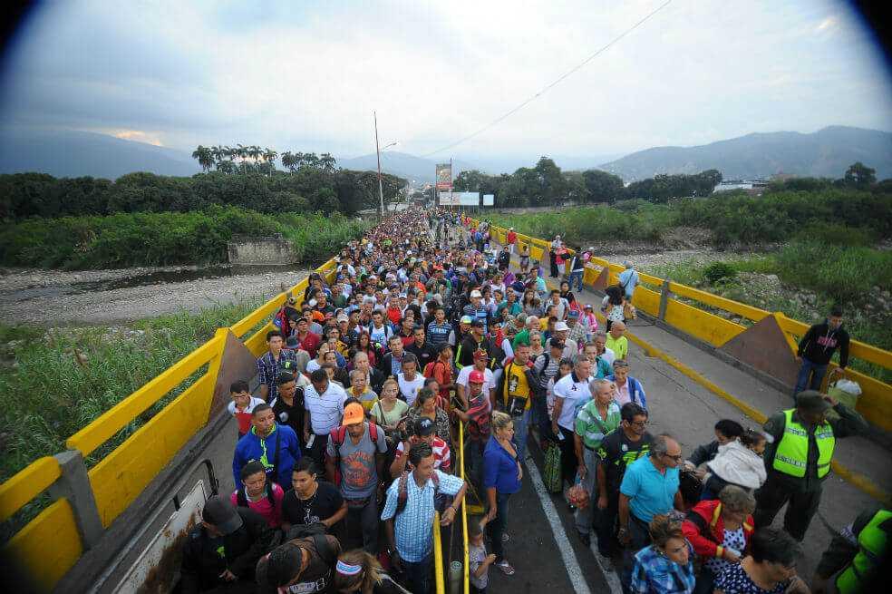 Estos países de la región urgieron apoyo internacional para enfrentar migración venezolana