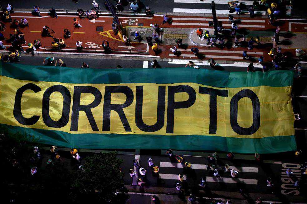 Uno de cada cinco sudamericanos confía en su gobierno, según Transparencia Internacional