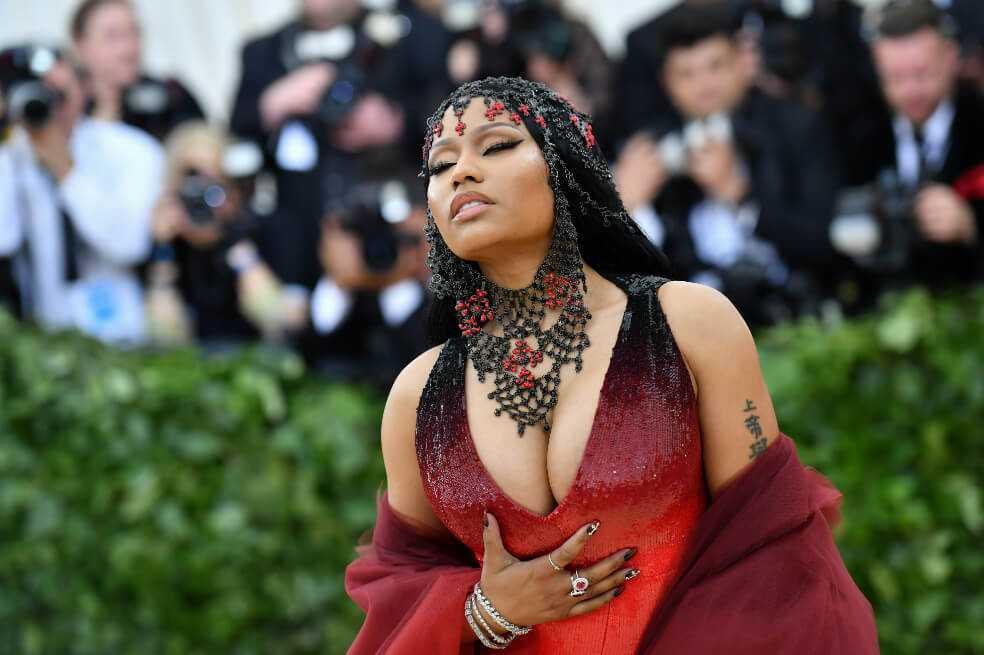 Nicki Minaj anuncia su retiro de la música