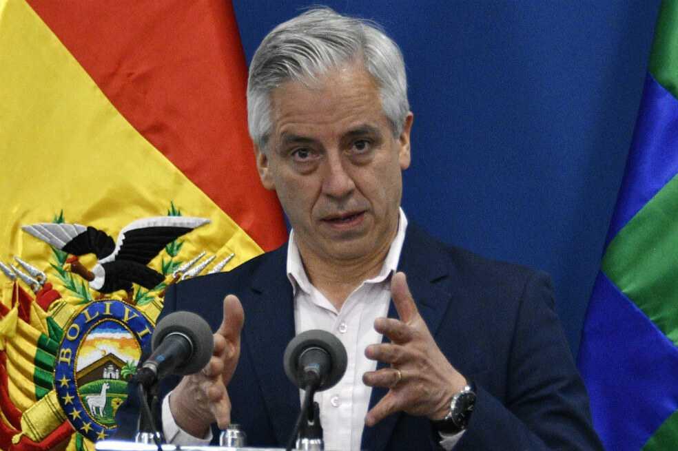 """Gobierno de Bolivia hará auditoria sobre resultados electorales para """"despejar cualquier duda"""""""