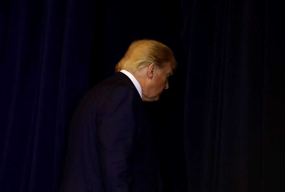 Grietas entre republicanos ponen en peligro el futuro de Trump en EE.UU.