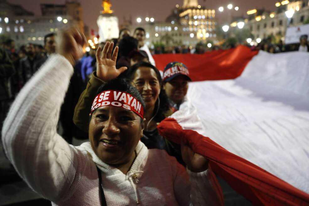 ¿Cómo está Perú a una semana de la disolución del Congreso?