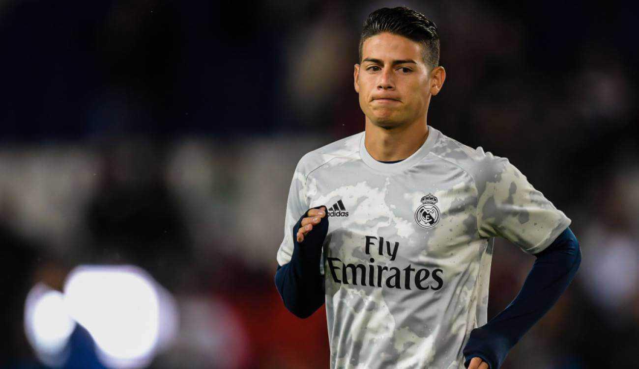 James le puso fecha a su retiro del fútbol