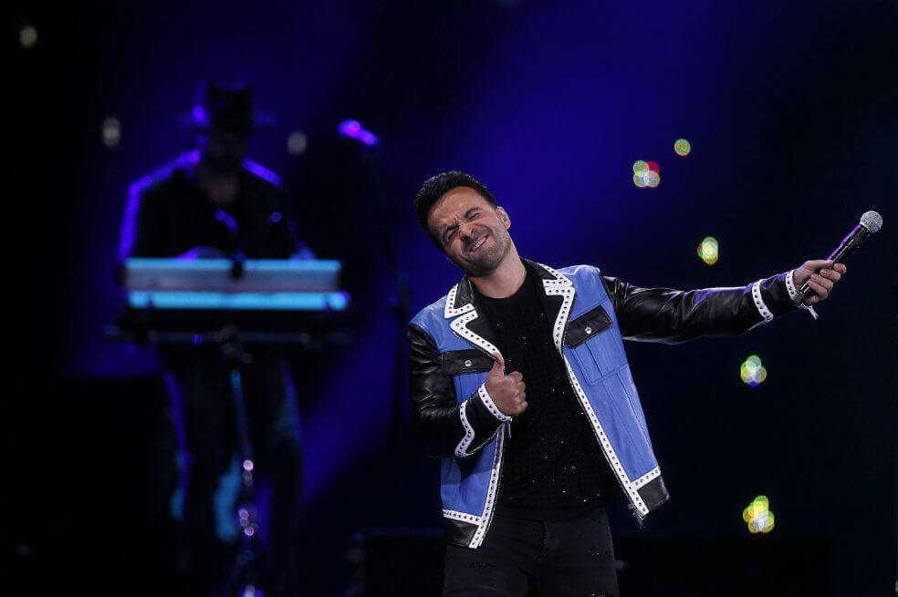 Luis Fonsi cantará en la final de la Copa Sudamericana