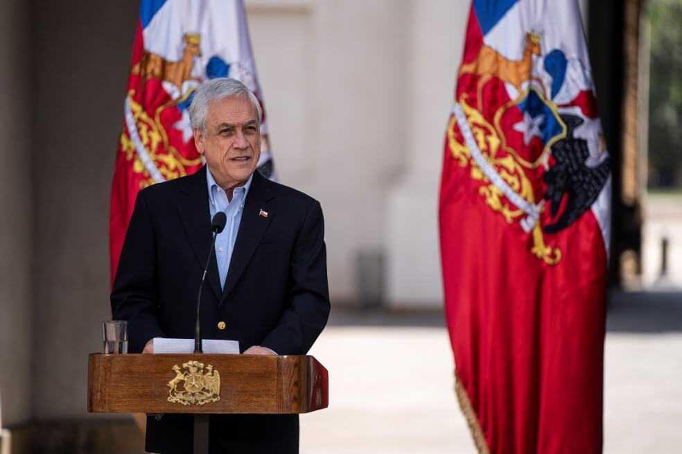 Piñera descarta renunciar ante las protestas que persisten en Chile