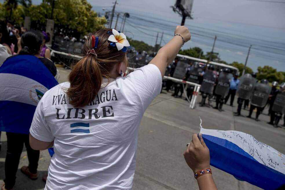 La ONU pide que cese la «persistente represión» de opositores en Nicaragua
