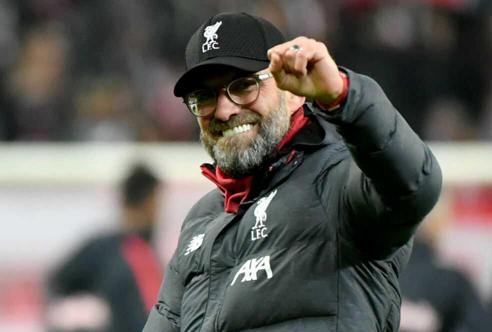 Jürgen Klopp renovó con Liverpool hasta 2024