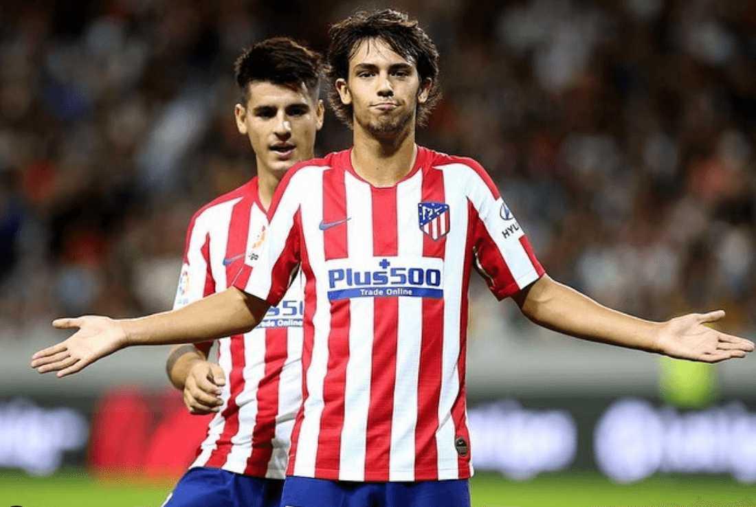 El supuesto reemplazo de Cristiano: Joao Félix, el mejor futbolista juvenil del planeta