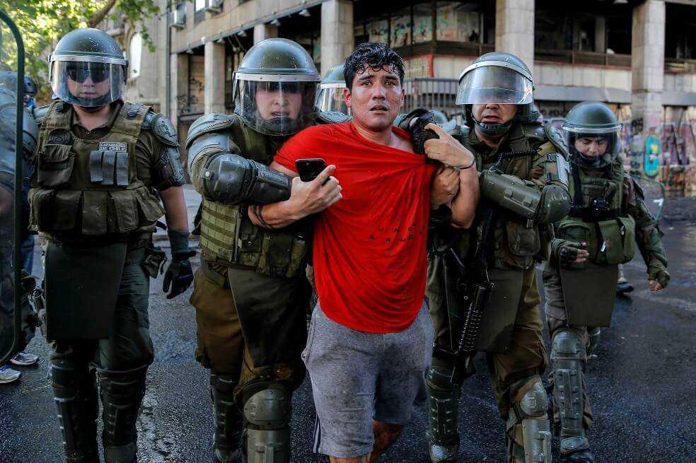 El Espectador le explica: el choque entre HRW y Fuerzas Armadas chilenas por exceso de fuerza en protestas