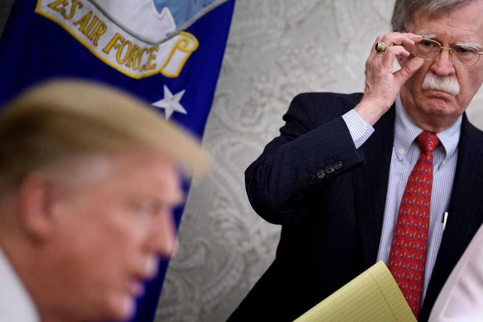 John Bolton critica la estrategia de Trump sobre Corea del Norte