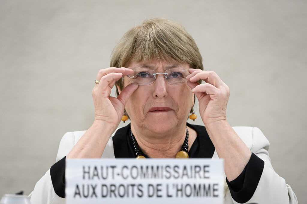 Bachelet reitera necesidad de diálogo en Venezuela