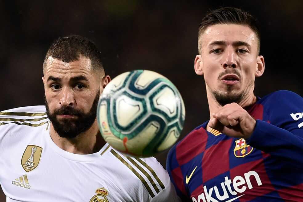 Barcelona y Real Madrid no se sacaron ventajas en el Clásico de España