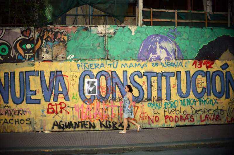 Chile, más cerca de una nueva constitución tras aprobación de plebiscito