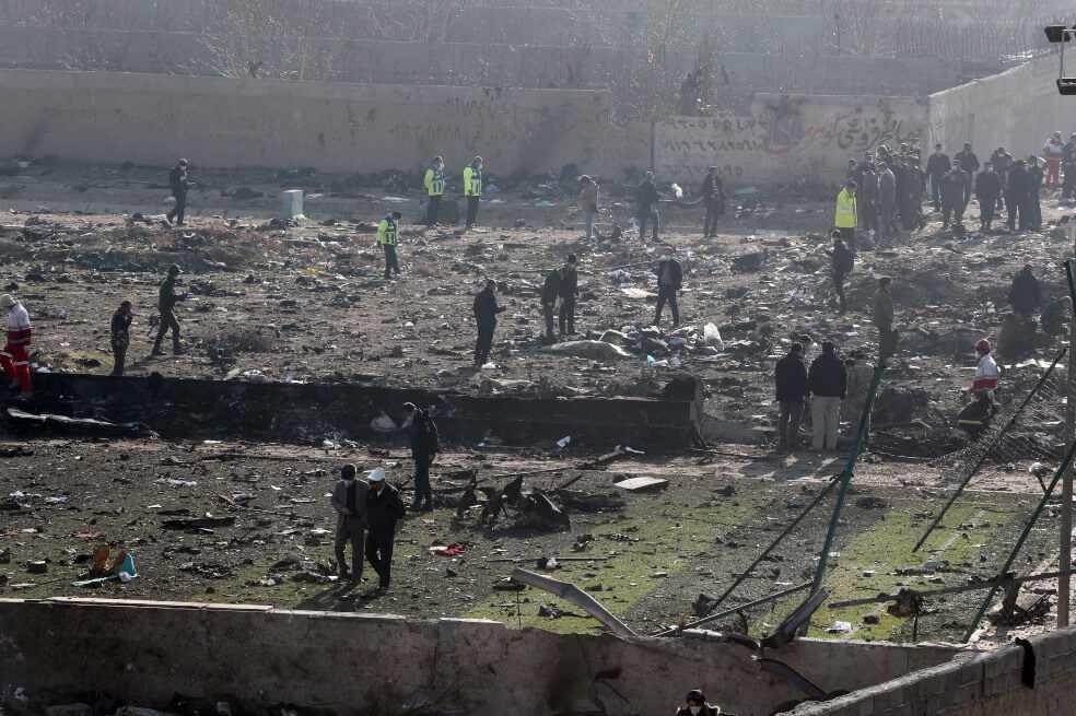 El lío alrededor del avión ucraniano que habría sido derribado