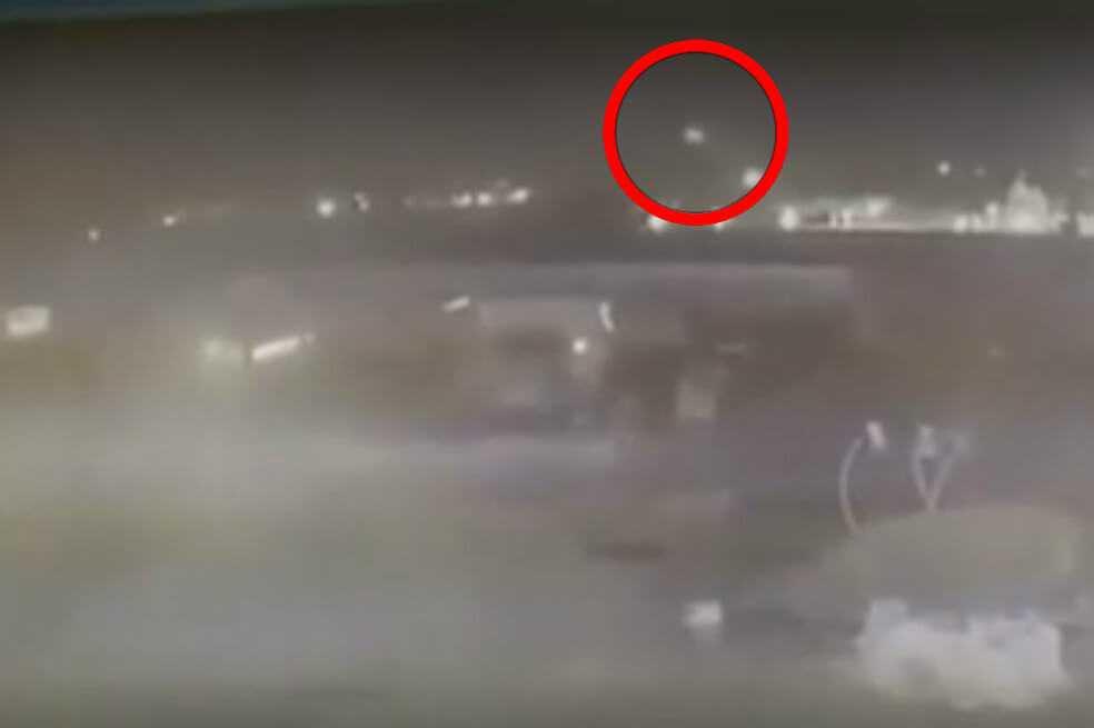 Nuevo video muestra con claridad los misiles iraníes impactando al avión ucraniano