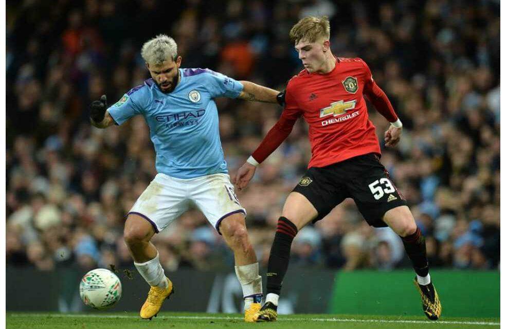 El United se queda corto y el City estará en Wembley