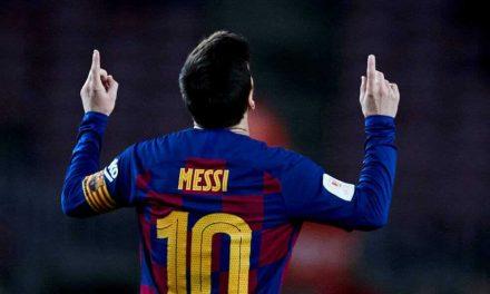 Barcelona goleó a Leganés y avanzó en la Copa del Rey