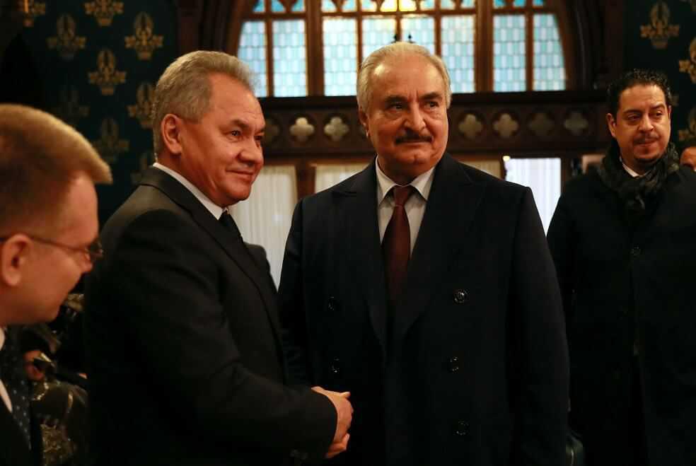 Concluye sin acuerdo la reunión para un alto el fuego en Libia