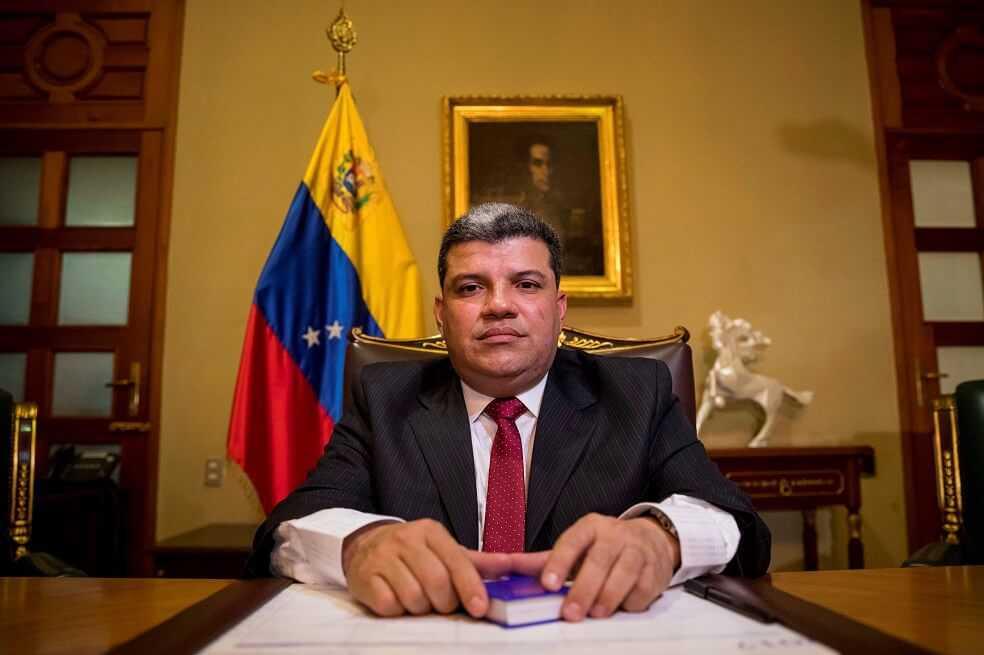 EE.UU. sanciona a Luis Parra y a otros diputados por «tomarse» el Parlamento venezolano