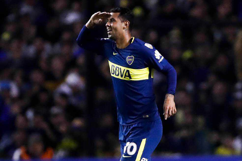 Cardona, ¿a un paso de volver a Boca Juniors?