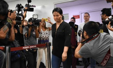 Keiko Fujimori: historia de una caída