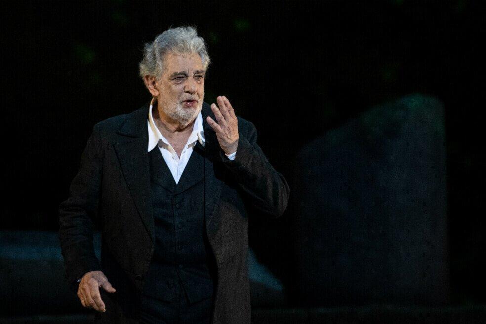 Plácido Domingo, el cantante de ópera español, cumple 79 años