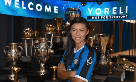 Yoreli Rincón es nueva jugadora de Inter de Milán