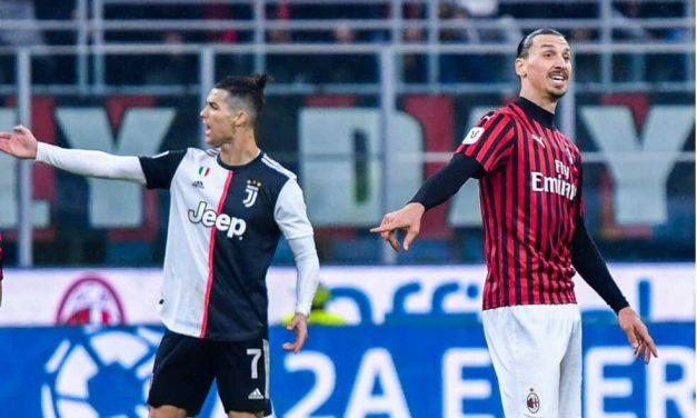 Copa Italia: Milan y Juventus empataron en una de las semifinales