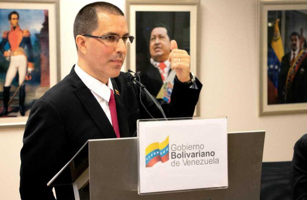 Venezuela denuncia las sanciones de EE. UU en la Corte Penal Internacional